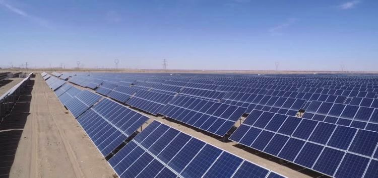 GCube supports Ben Ban solar with new Middle East Capacity