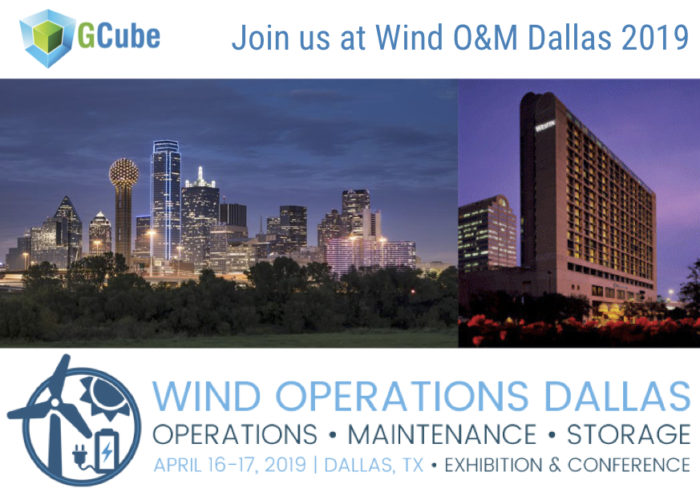 Wind O&M Dallas 2019 postcard