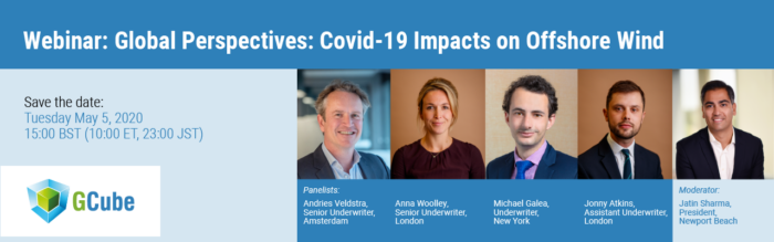 Global Perspectives: Covid-19 Impacts on Offshore Wind