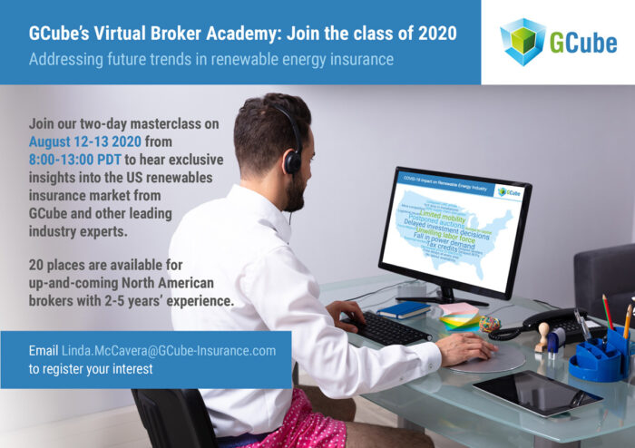 GCube Virtual Broker Academy 2020